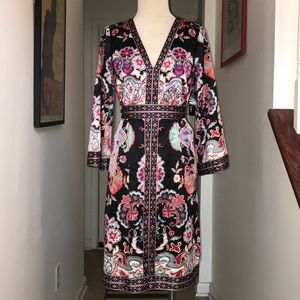 Mixit NWT Attached Sateen Belted Dress Size 8 😘
